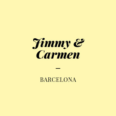 Carmen & Jimmy<span></span>